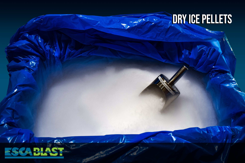 Dry Ice Pellets Bin