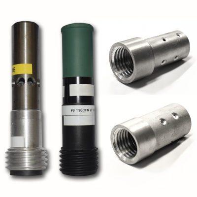 Nozzles & Nozzle Holders